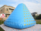 Commercial Grade Durable Inflatable Water Climbing Iceberg For Water Park